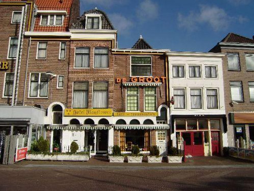 Hotel Mayflower Leiden