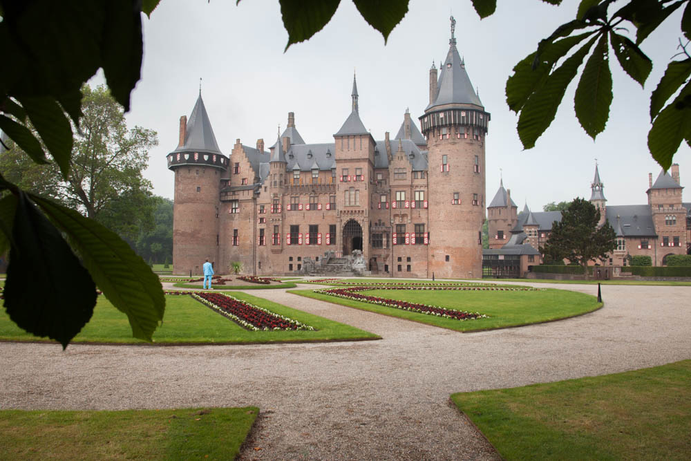 Castle De Haar - Enchanting Castle Near Utrecht