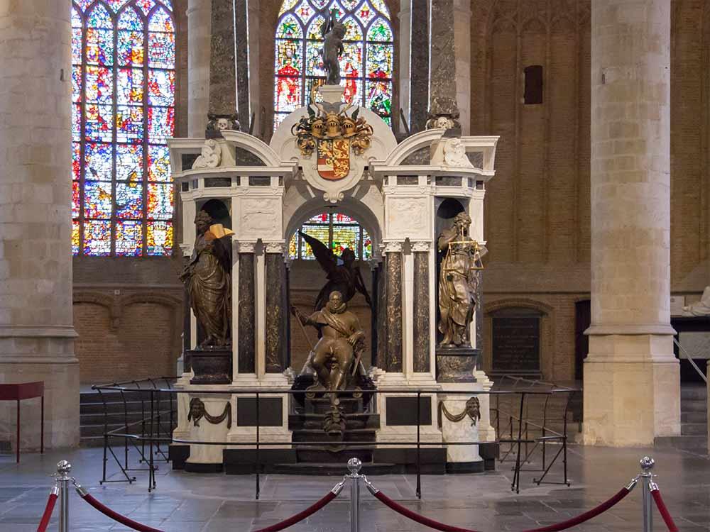 Mausoleum of William the Silent
