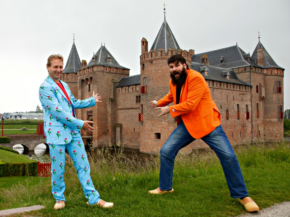 Let us show you Muiderslot, castle Around Amsterdam!!