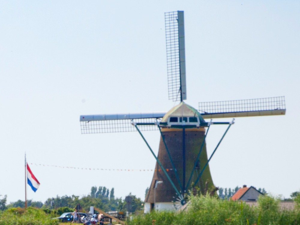 Visit to this windmill
