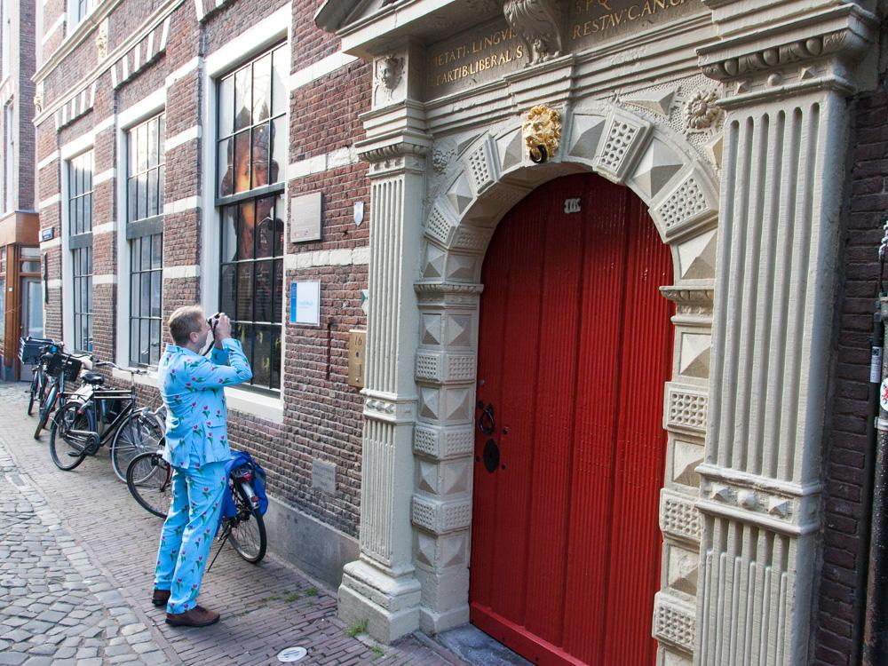 Rembrandt Latin School Leiden