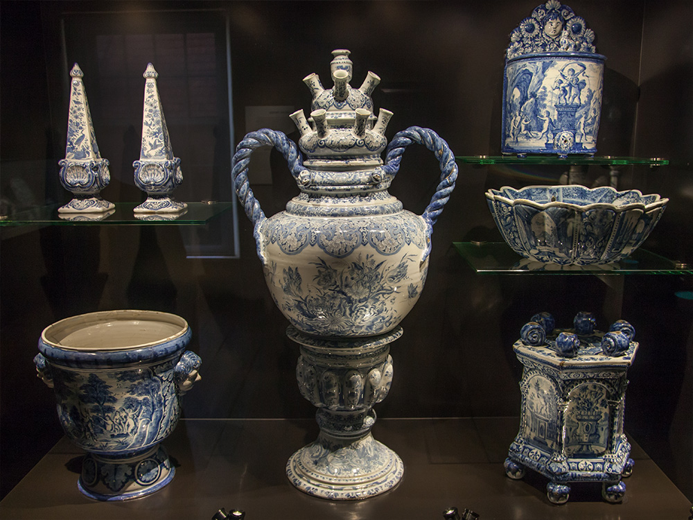 Delftware in the Prinsenhof Museum