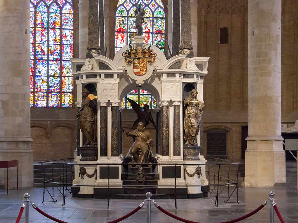 Mausoleum of William the Silent