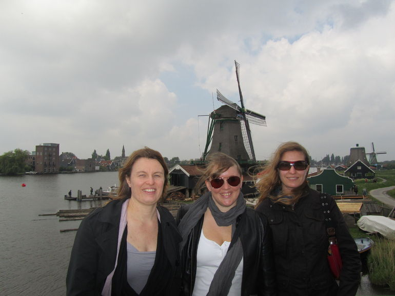 Half A day tour to Zaanse Schans, Volendam and Marken