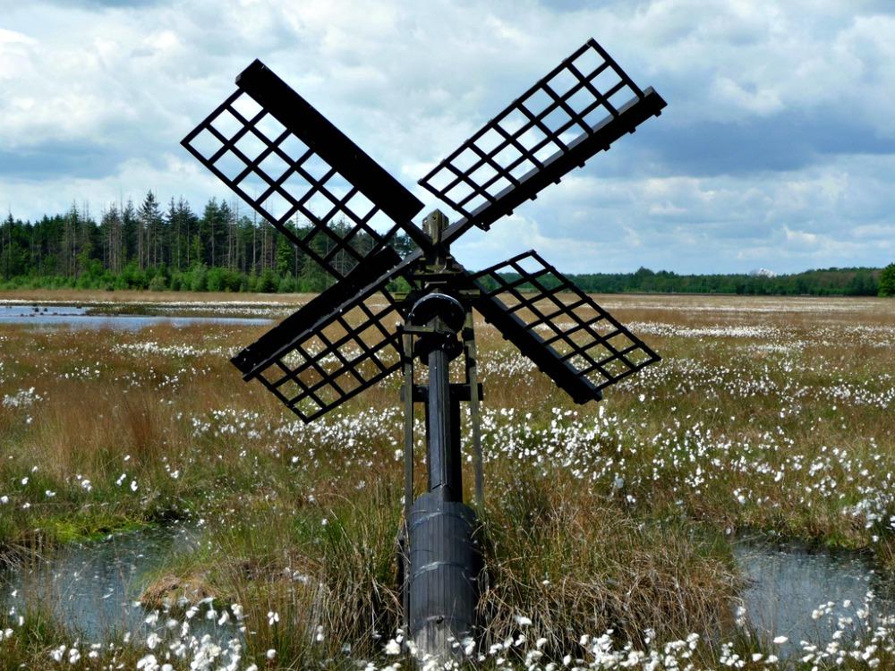 Tjasker Windmill